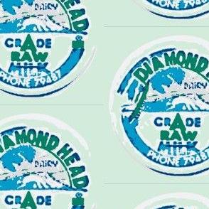 DiamondHead Milk mint