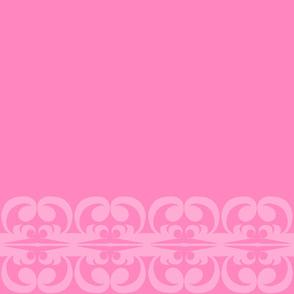 Mermaid Cove -Pink on Pink