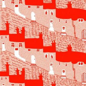 home vintage pattern