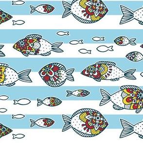 sunny fish