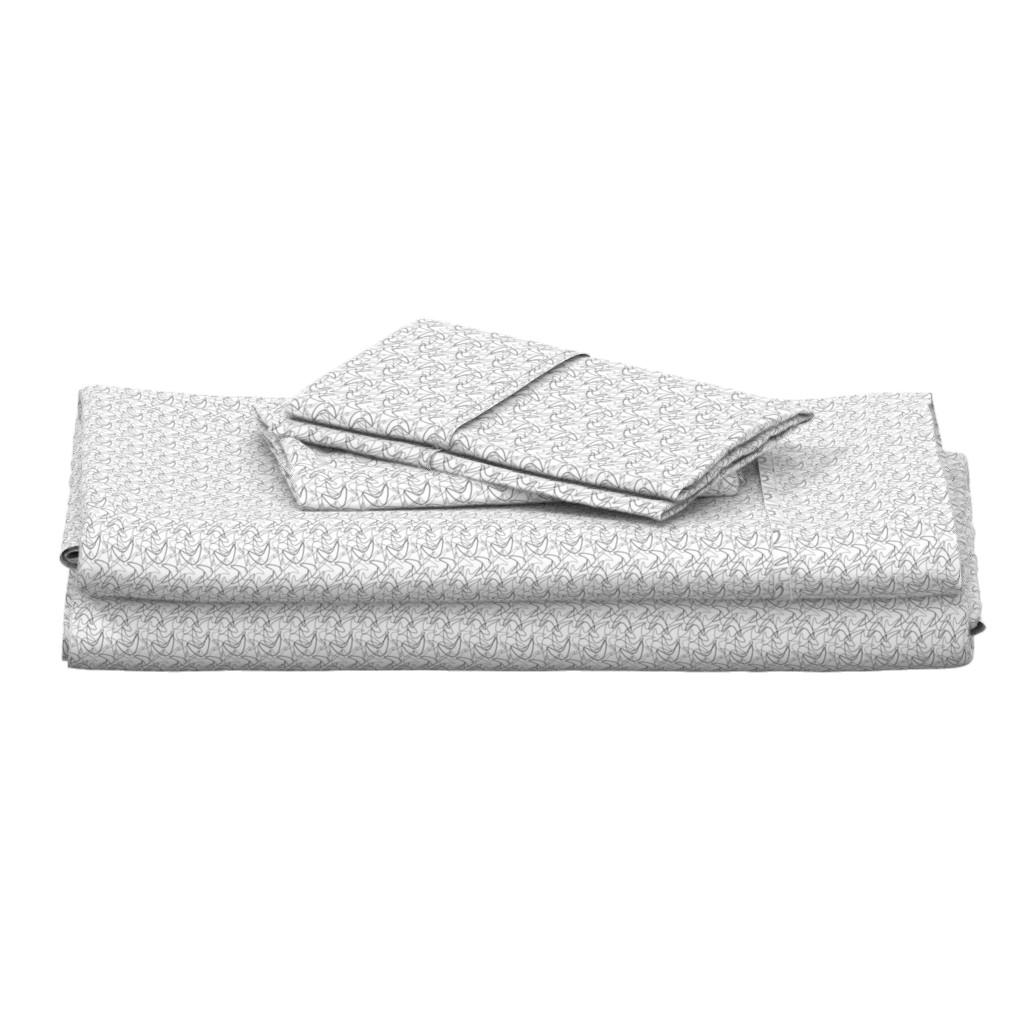 Langshan Full Bed Set featuring Boomerang - Small by knittingand