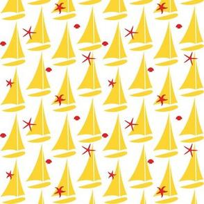 Sure Sails - Yellow