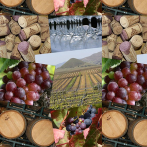 Winery Lover Collage
