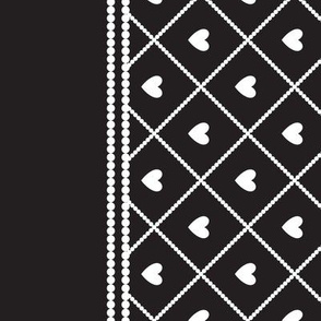 Never Far Away - Border Fabric