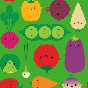 Vegetable Garden (green)