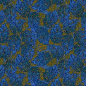 leaves apart parrish blue