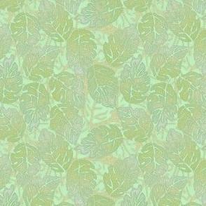 leaves apart mint