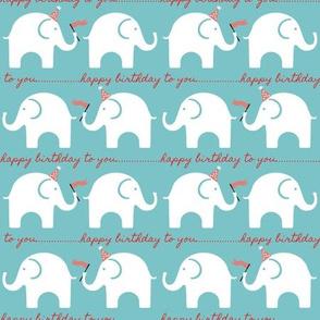 Ellie Birthday Giftwrap