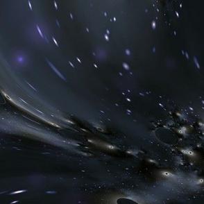 Dark Cosmos Sci Fi  © Gingezel™