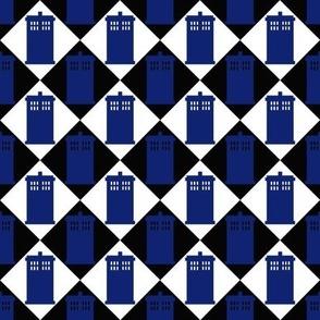 Harlequin Blue Box black 2
