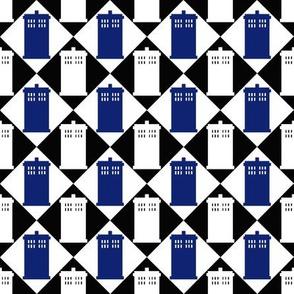 Harlequin Blue Box black 3
