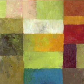 Abstract Color Panels lV