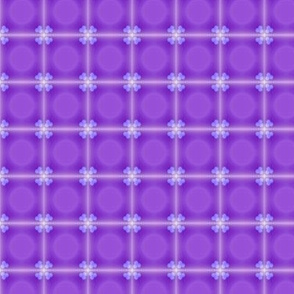 eronel's purple plaid