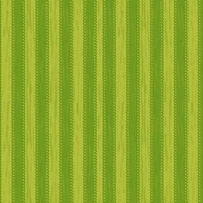 APPLE GREEN STRIPE