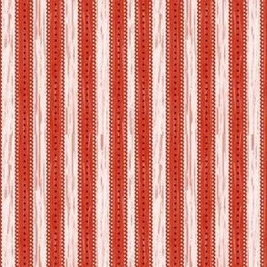 APPLE RED STRIPE