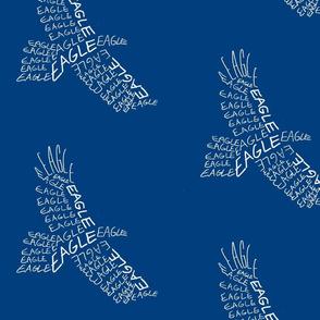 Eagle Calligram