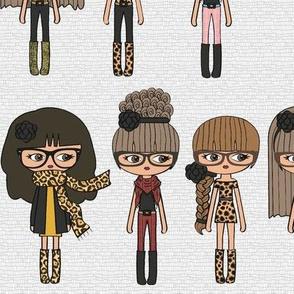 Geek fashion chic