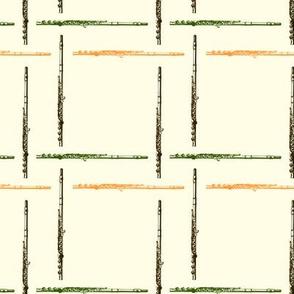 Plaid Flute