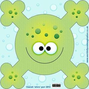 Froggy Beanbag - Top