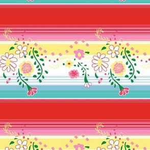 poncho daisy  ©2012 Jill Bull