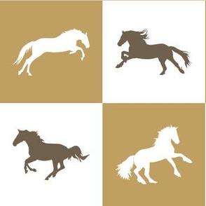 Horse Chess Natural