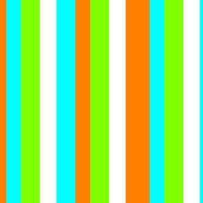 Tropical stripes