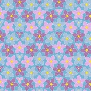 02062060 : summer flowers palette coordinates
