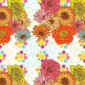 Flowers_DotsFieldPattern