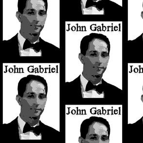 A Henri Yoki John Gabriel Tribute Design