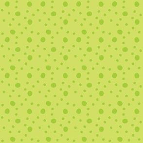 Morgan's Star Dot (Green)