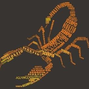 Scorpio the Scorpion Dark