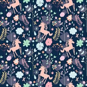 Unicorns in the Garden of Hesperides
