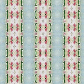 Sweet_Peas_PinknGreen_Stripe