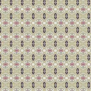 Sweet_Peas_Pink_Shell_Pattern