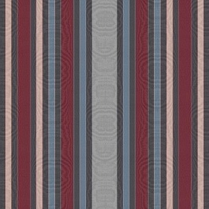 Striped Moire ~ Simply Savoy