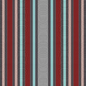 Striped Moire ~ Putting' On the Ritz