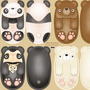 Bean Bag Bears