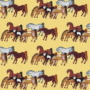 Celtic Horse Herd