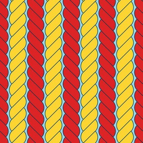 02097235 : rope stripe : spoonflower0188