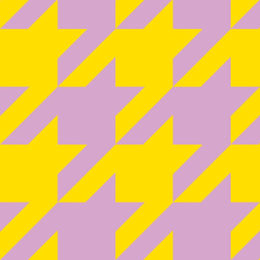 The Houndstooth Check ~ Easter ~ 4 inch checks