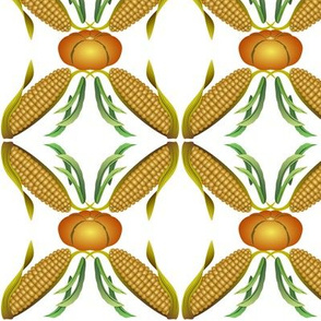 Maize, Beans and Squash - the Three Sisters