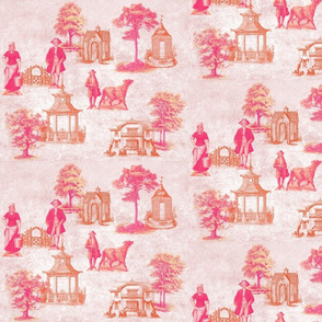 Country Toile