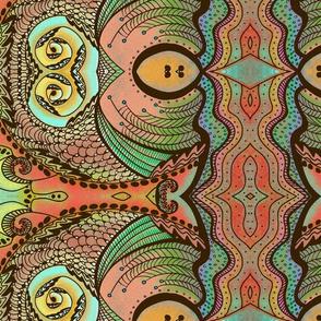 Cornucopia Owls