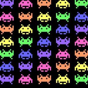 Retro Space Invaders - 3