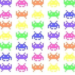 Retro Space Invaders - 4