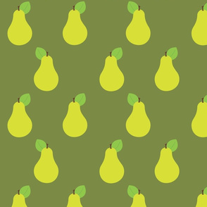 Peary Pretty {Green}