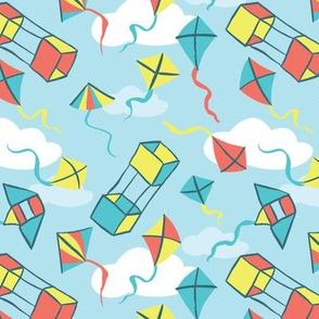 Fly a Kite - Summer Sky