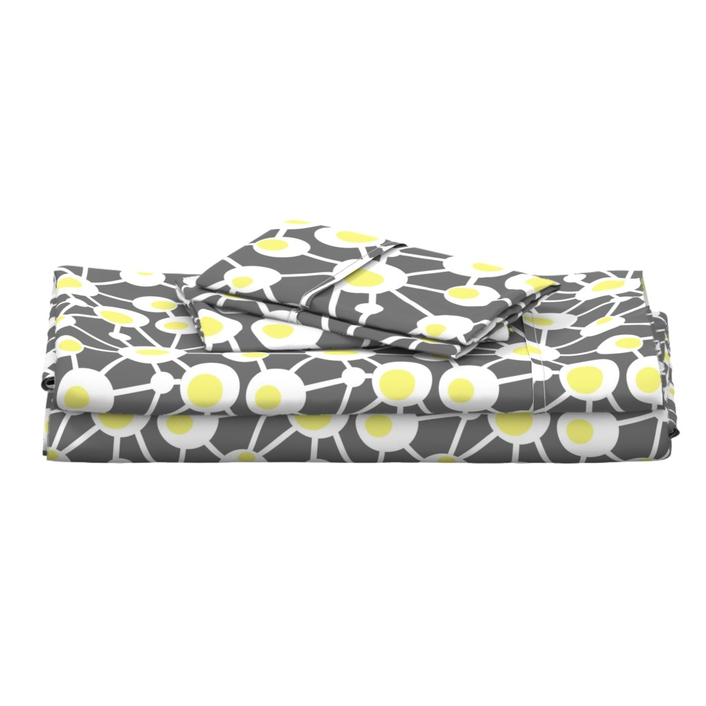 Langshan Full Bed Set featuring Hard Boiled Eggs by creativeinchi