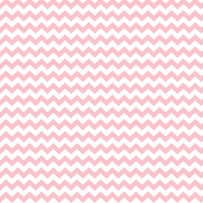 light pink chevron i think i heart u
