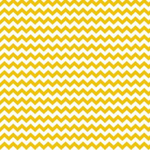 mustard yellow chevron i think i heart u